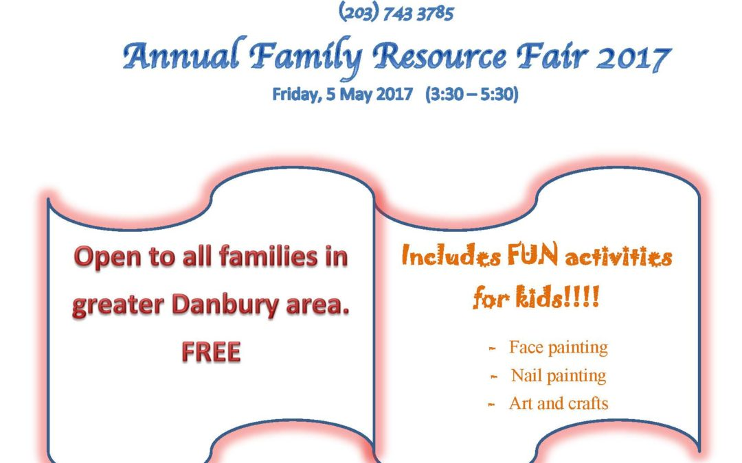 AELC Annual Family Resource Fair 2017