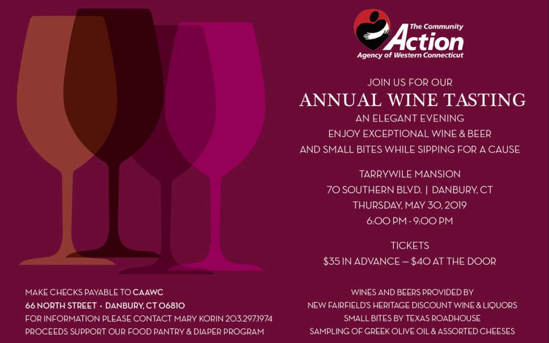 CAAWC 5th Annual Wine Tasting