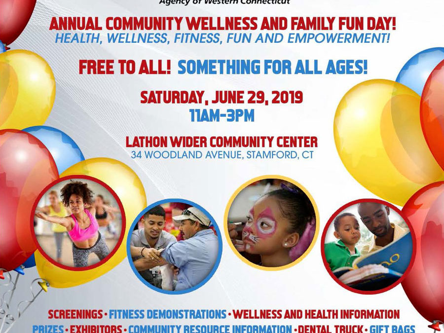 Annual Community Wellness and Family Fun Day
